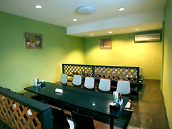 Japanese style Big table seating 20pax